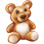 emoji Teddy Bear