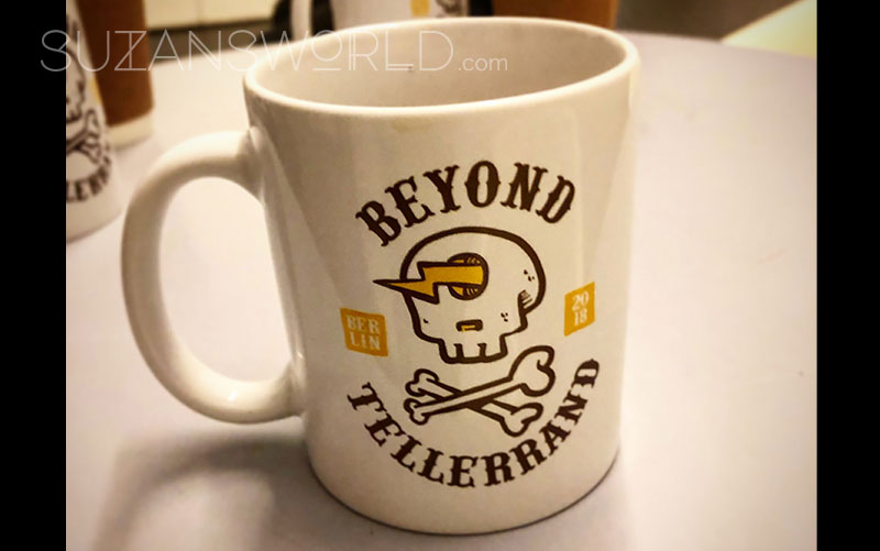 The cup of Beyond Tellerrand Berlin 2018