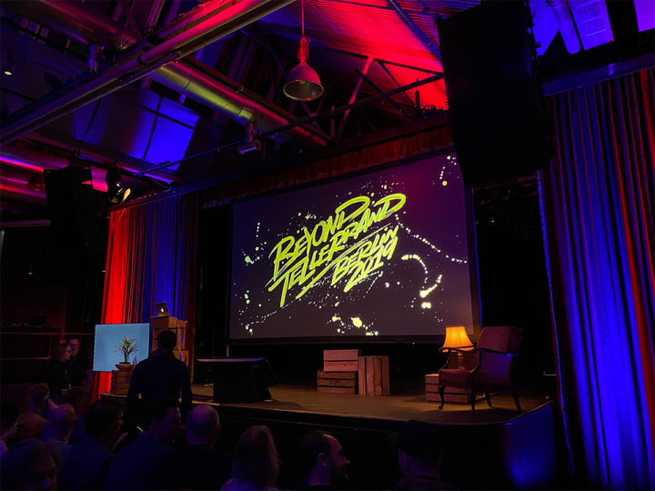 beyond tellerrand berlin 2019 stage