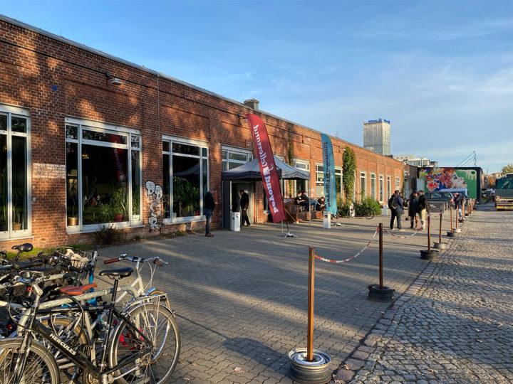 Festsaal Kreuzbert at daytime